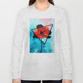 Poppy Dreams Long Sleeve T-shirt