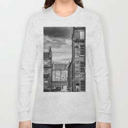 Nelson Street, Edinburgh New Town Long Sleeve T-shirt