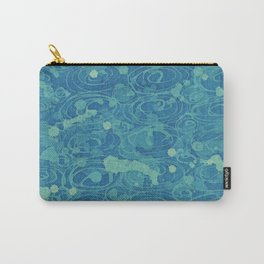 Swirls - Pavo Collection Carry-All Pouch