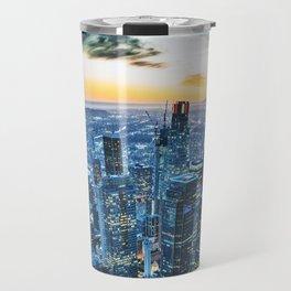 los angeles downtown Travel Mug