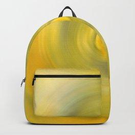 Luscious Lemon - Abstract Art By Sharon Cummings Backpack