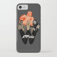 wrestling iPhone & iPod Cases featuring Attitude Wrestling  by RJ Artworks
