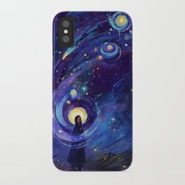 Of the Stars iPhone Case