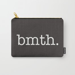 BMTH Simple Text Carry-All Pouch