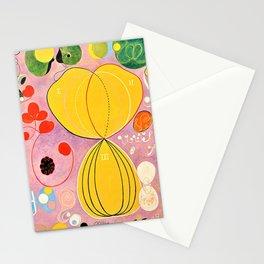Hilma af Klint - The Ten Biggest, No.7 - Digital Remastered Edition Stationery Cards