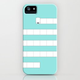 (very) Long Toilet Paper iPhone Case