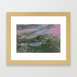 Here's a Nice Spot Framed Art Print