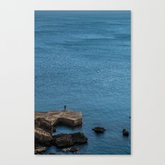 There are plenty of fish in the sea, kid Canvas Print