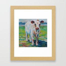 Calf (*Koinonia*) Framed Art Print