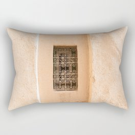 Windows - Sahara Desert, Morocco Rectangular Pillow