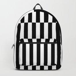 RETRO SCREEN (BLACK-WHITE) Backpack