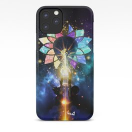 Kingdom Hearts - Combined Keyblade iPhone Case