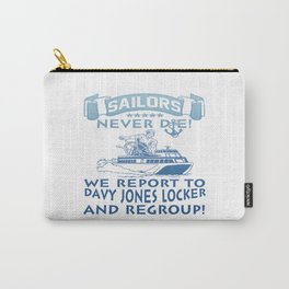 Sailors Carry-All Pouch