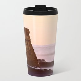 Beach Cliffs Travel Mug
