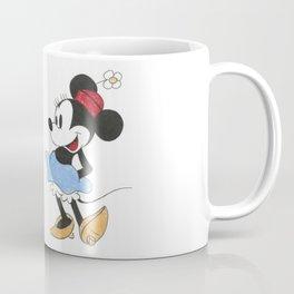 Vintage Mouse Coffee Mug