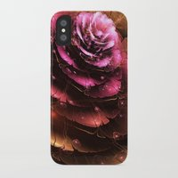 valentine iPhone & iPod Cases featuring Valentine by Eli Vokounova
