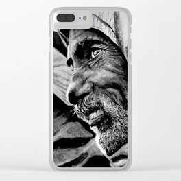 FRIENDSHIP quote Clear iPhone Case