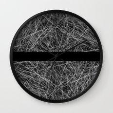 nered Wall Clock