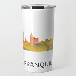 Barranquilla Colombia Travel Mug