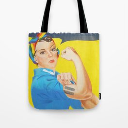 We Can Do It! - Support Marriage Equality Tote Bag