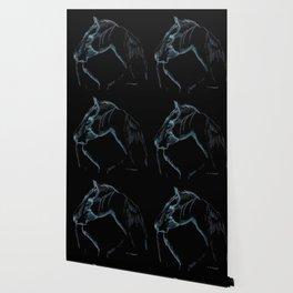 """"""" Black Stallion """" Wallpaper"""