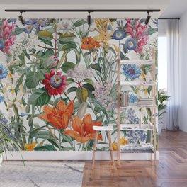Vintage Garden IX Wall Mural