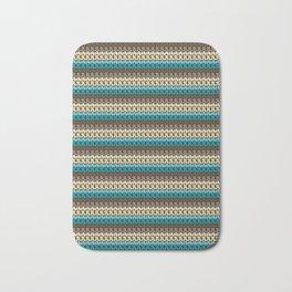Faux single crochet stitch pattern Bath Mat