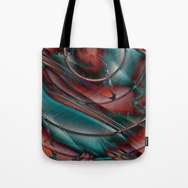 Multicolored abstract 2016 / 002 Tote Bag