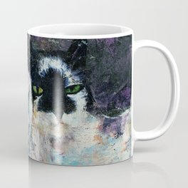 Two Cats Coffee Mug