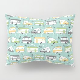 Happy Campers Pillow Sham