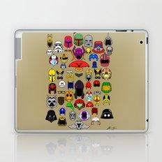 HeadGears Laptop & iPad Skin