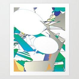 Color #6 Art Print