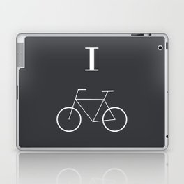 I bike Laptop & iPad Skin