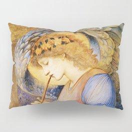 Angel Gabriel Antique Spiritual art Pillow Sham