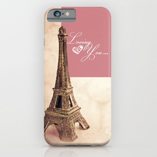 LOVING YOU ... iPhone & iPod Case