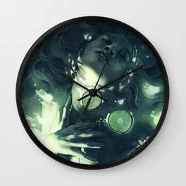 Muse Wall Clock