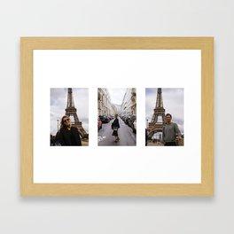 par3 Framed Art Print
