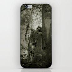 Mourner - Prague iPhone & iPod Skin