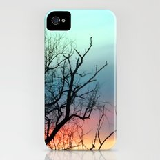 Woodland rainbows iPhone (4, 4s) Slim Case