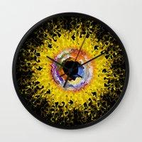 apollo Wall Clocks featuring Apollo by KAndYSTaR