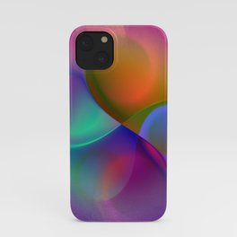 crossing colors -a- iPhone Case