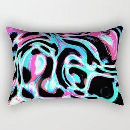 Marbled XXIII Rectangular Pillow