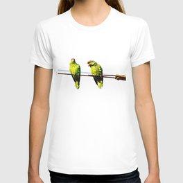 Parrot Friends T-shirt