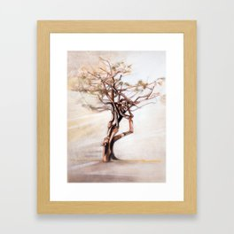 Axis Mundi I Framed Art Print