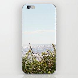 The Ocean Calls (Summer) iPhone Skin