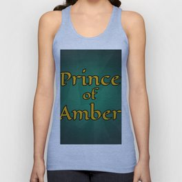 Prince of Amber Unisex Tank Top