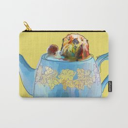 Otter Teapot Carry-All Pouch