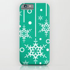 Let it Snow...(Emerald) Slim Case iPhone 6s