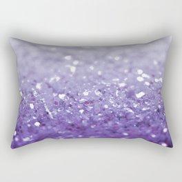 MERMAIDIANS PURPLE GLITTER Rectangular Pillow