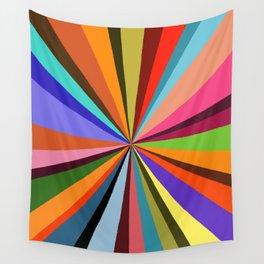 Technicolor dream 001 Wall Tapestry